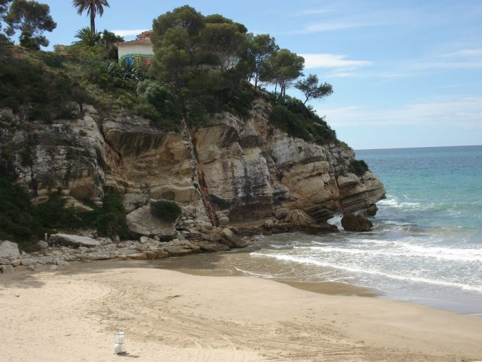 Playa Cala Crancs